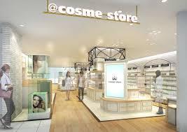 @cosme storeが神戸マルイ2階にオープンに関する記事